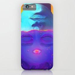 Inner Perception (Remake of 2014 version) iPhone Case