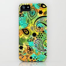Crazy Paisley iPhone (5, 5s) Slim Case