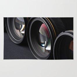 Photo lenses Rug