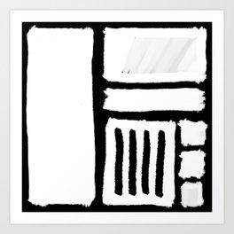 Orin III Art Print
