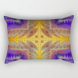 Fractalius Rectangular Pillow