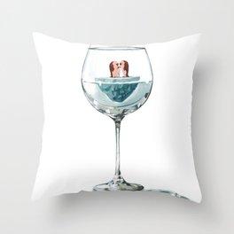 Celsius Throw Pillow