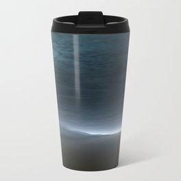 Blue Dawn Metal Travel Mug