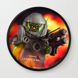 Thaarg Wall Clock