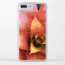 Expressive DIRECTION Clear iPhone Case
