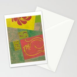 Feng Shui Mishap No. 665 Stationery Cards