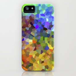 Aquarela_Textura digital  iPhone Case