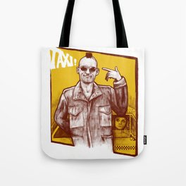 Taxi! Tote Bag