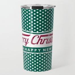 Have A Merry Krispy Christmas Travel Mug