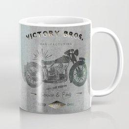 Motorbike Vintage Grunge Poster Coffee Mug