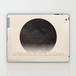 Spacescape Variant Laptop & iPad Skin