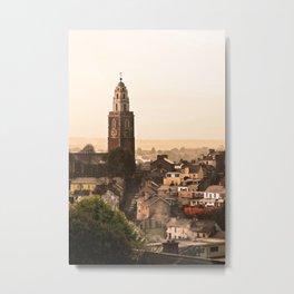 Shandon Steeple Cork City Metal Print