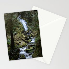 Marymere Falls Stationery Cards