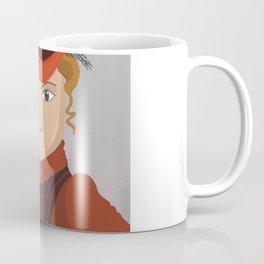 Lady in a Victorian Hat Coffee Mug