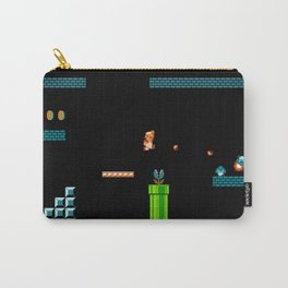 Mario Underworld Carry-All Pouch
