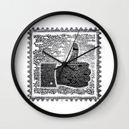 O.K. Wall Clock