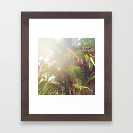 let's move to Hawaii Framed Art Print