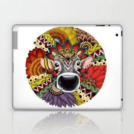 TRIBAL COW Laptop & iPad Skin