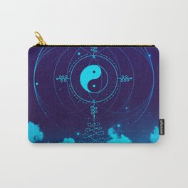 Sacred Geometry (Balance) Carry-All Pouch