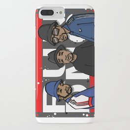 Get Down with the Kings iPhone Case
