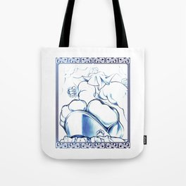 Big Toes Tote Bag