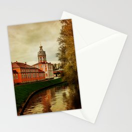 Alexander Nevsky Lavra Stationery Cards