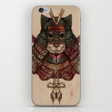 I've Shed the Blood of Many Men iPhone & iPod Skin