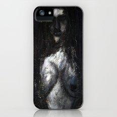 HOT VAMPIRE WITH IMPLANTS iPhone (5, 5s) Slim Case