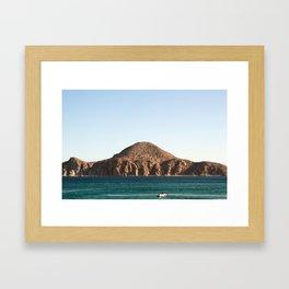 Cabo Afternoon Framed Art Print