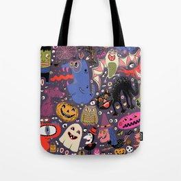 Yay for Halloween! Tote Bag