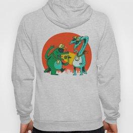 Kaiju Rap Battle Hoody