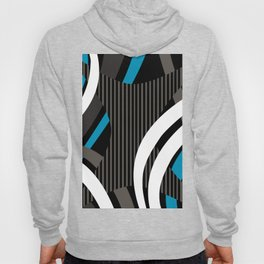 Wired Blue Hoody