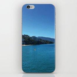 Puerto Vallarta Beach 1 iPhone Skin