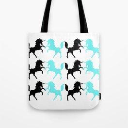 Duel-I-Corns Tote Bag