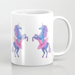 Unicorn Ballerina Coffee Mug