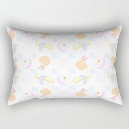 sushi 鮨 Rectangular Pillow