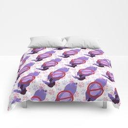 Furrbidden Zone Comforters