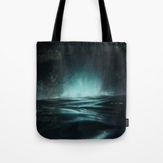 Surreal Sea Tote Bag
