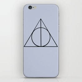 The Three Brothers iPhone Skin