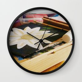 It's the Journey Wall Clock
