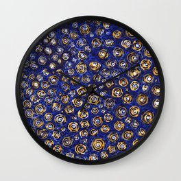 Playing God Wall Clock