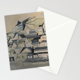 China - Austria - Albania Mash-Up Stationery Cards