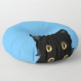 Peking Cat Floor Pillow