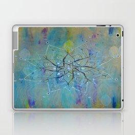 Pyrographic Mandala Laptop & iPad Skin