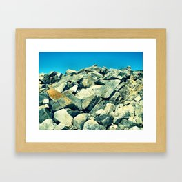 Carnac III Framed Art Print