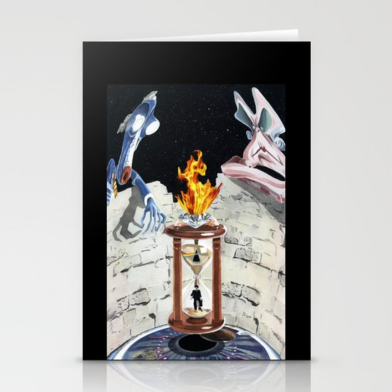 Rock & Roll Comics: Pink Floyd Stationery Cards