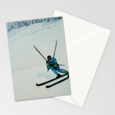 All Downhill Stationery Cards