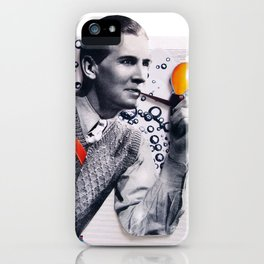 Hot Air   Collage iPhone Case