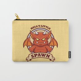 Little Red Devil Carry-All Pouch