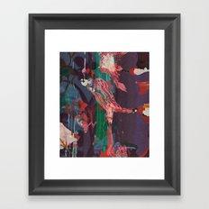 Untitled 20151230a (Arrangement) Framed Art Print